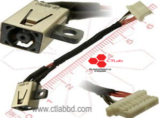 DC2 DELL INSPIRON 13-7437 dcjack power harness cable connector_ctlabbd for laptop repair