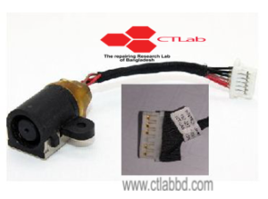 DC9 HP FOLIO ULTRABOOK 9470M Laptop dcjack power harness cable connector for Laptop repair_ctlabbd