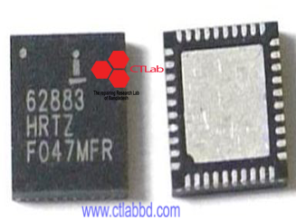 ISL62883C pwm For Laptop repair or service_ctlabbd