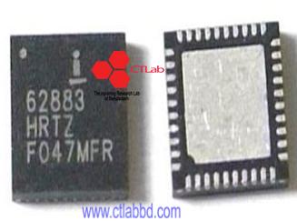 ISL62883C pwm For Laptop repair or service_ctlabbd