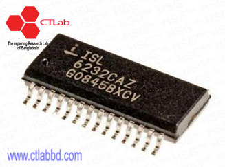 ISL6232CAZ pwm For Laptop repair or service_ctlabbd
