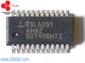 ISL6251 pwm For Laptop repair or service_ctlabbd