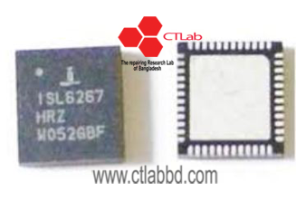 ICB194 Intersil ISL6267 HRZ ISL6267HRZ QFN IC Chip