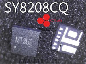 SY8208CQNC SY8208C SY8208 (MT3TD MT4CC MT5FA MT..pwm-For-Laptop-repair-or-service_ctlabbd