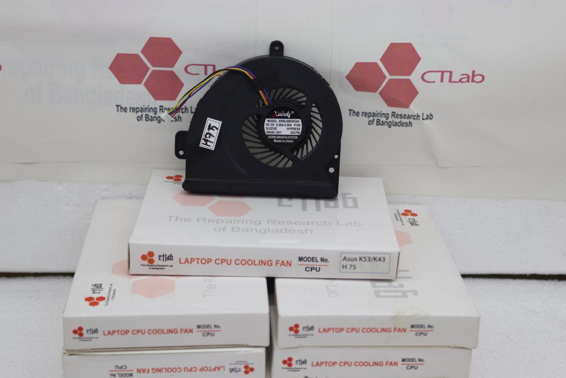ASUS X84 X84L A83SV X54h K53 K43 A43 A43S A53S K53S K53SJ X84H X53S X43 X43S X43SC  new cpu cooling fan