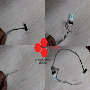 Screen Lcd LED Cable For FUJITSU AH512 A512 CP515968 DDFH2ALC010 DD0FH2LC000